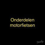 onderdelen motorfietsen