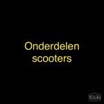 onderdelen scooters