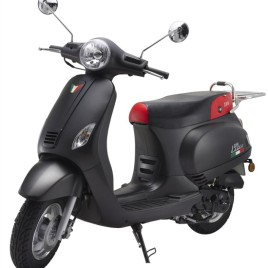 Lux Scooter