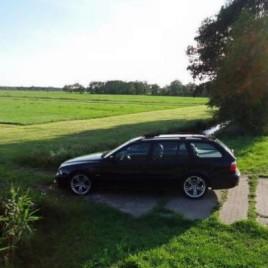 BMW 530 i Touring  M5 (VERKOCHT)