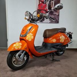 AGM Grande Retro bromscooter